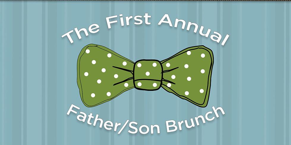 Father/Son Brunch