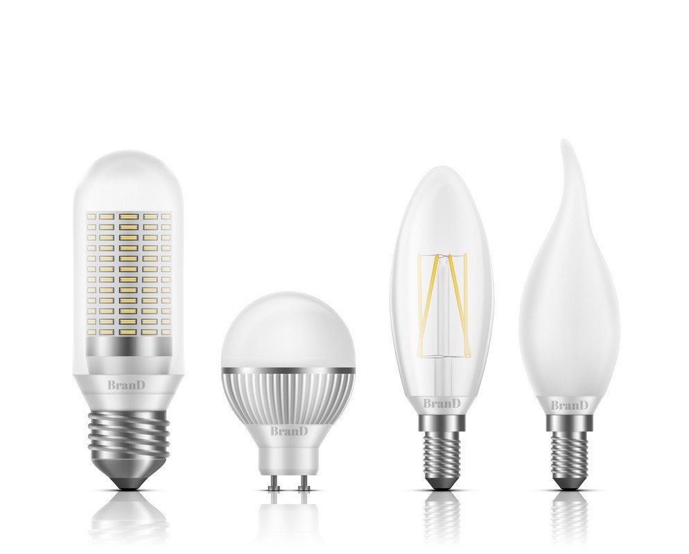 LED Lighting, Energy Savings