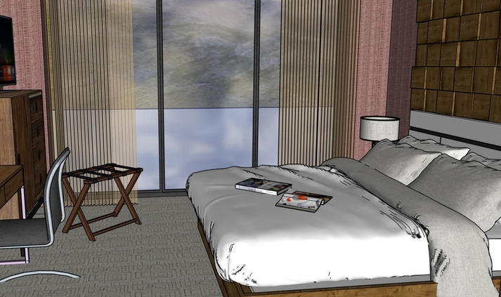 Oriental Hotel Space