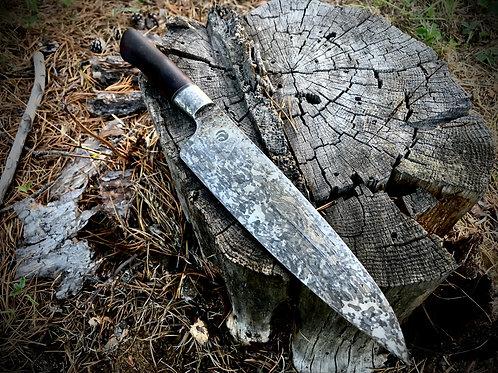 """8.5"""" Integral Bolster Chef Knife"""