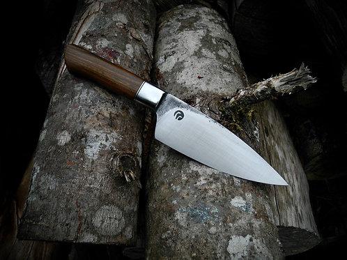 Integral Bolster Chefs Knife