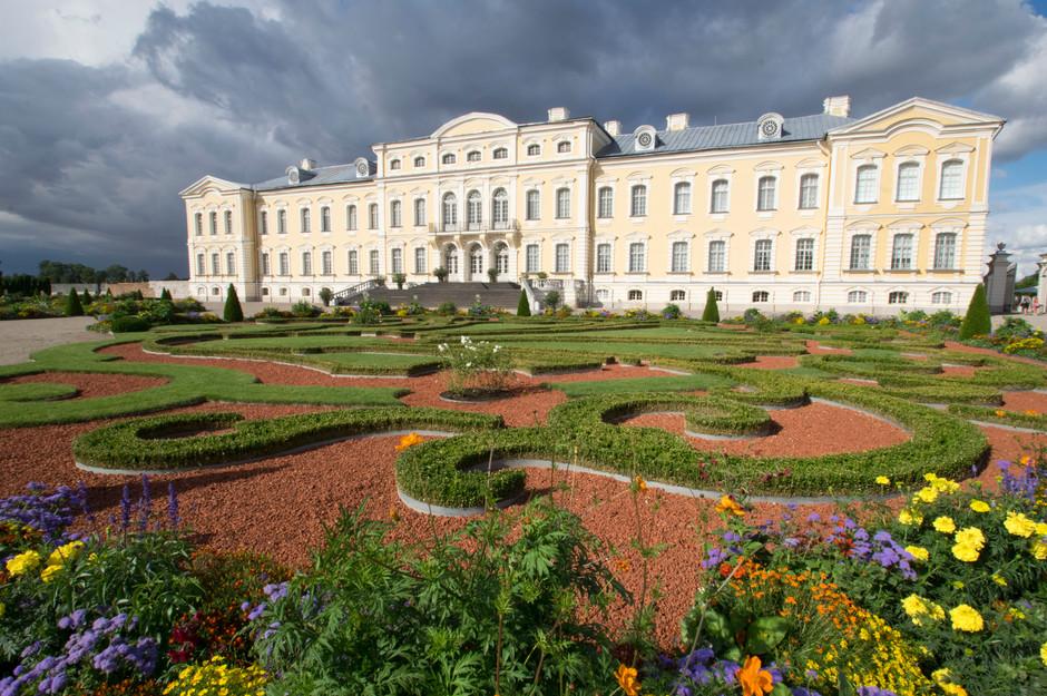 Das lettische Versailles: Schloss Rundāle