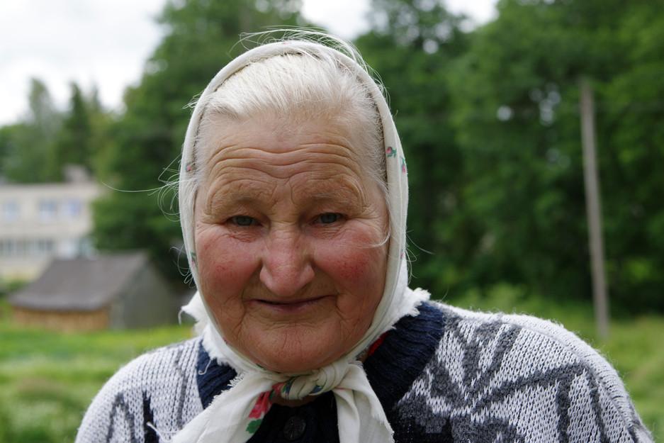 Ein Problem in Litauen: Nur die Alten bleiben