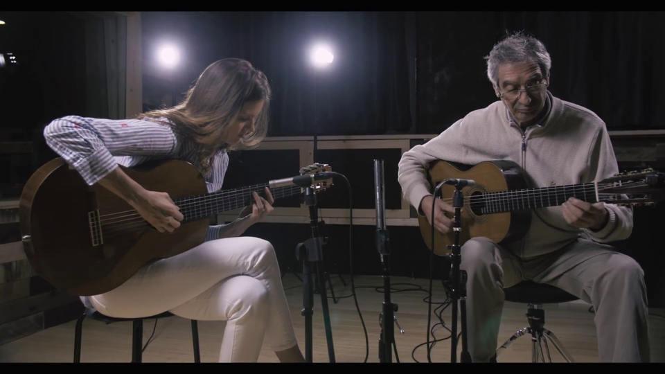 Juan Falú & Jacinta Clusellas - La Memoria Cuenta