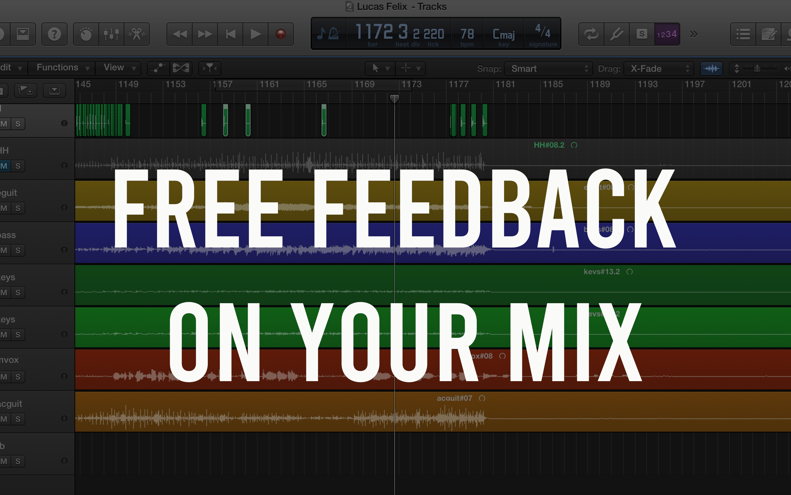 Free feedback on your mix