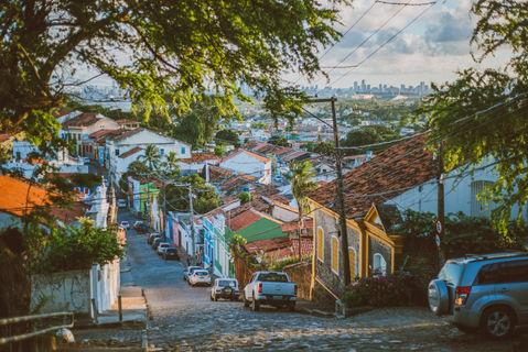 Olinda Paradise Hotel Blogg