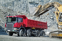 Dump-Truck-and-Excavator-in-a-Quarry-000008553338_Large