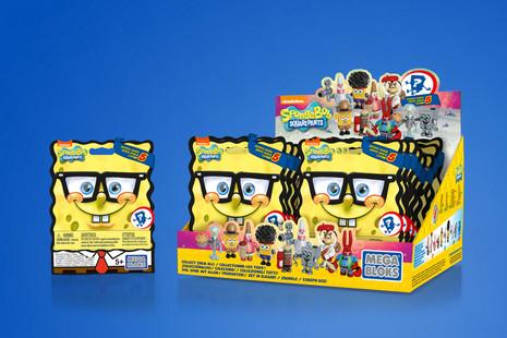SpongeBob Bags and Tray
