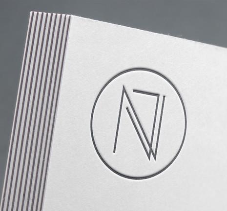 Nadia & Juan Logo