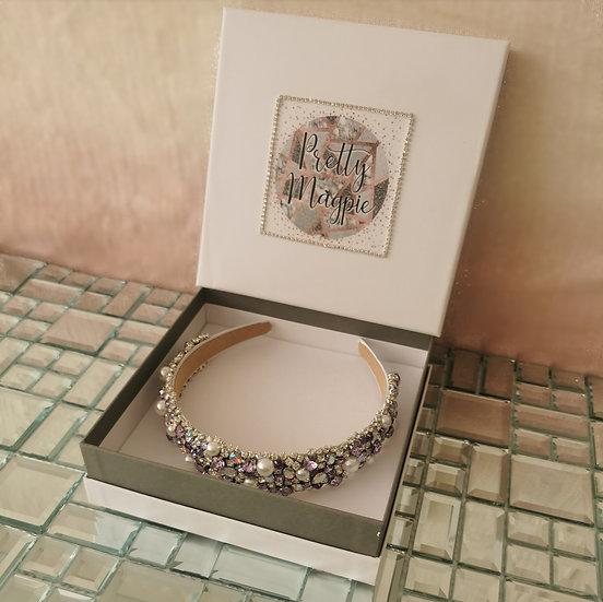 Pretty Magpie jewellery box