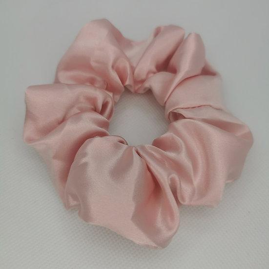 Large pure silk scrunchie