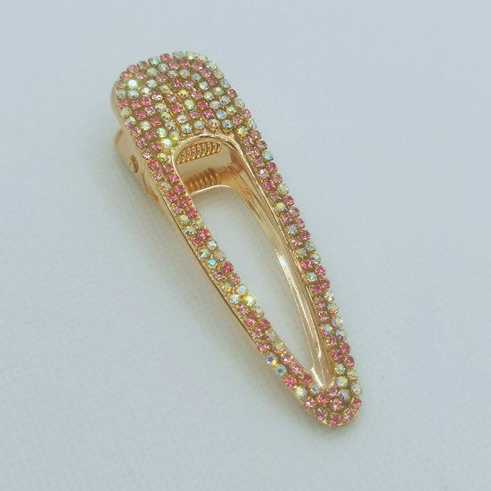 Jewelled clip
