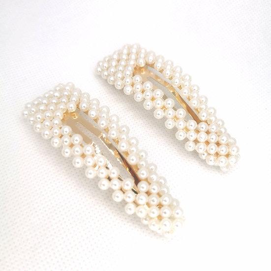 Pearl clip set