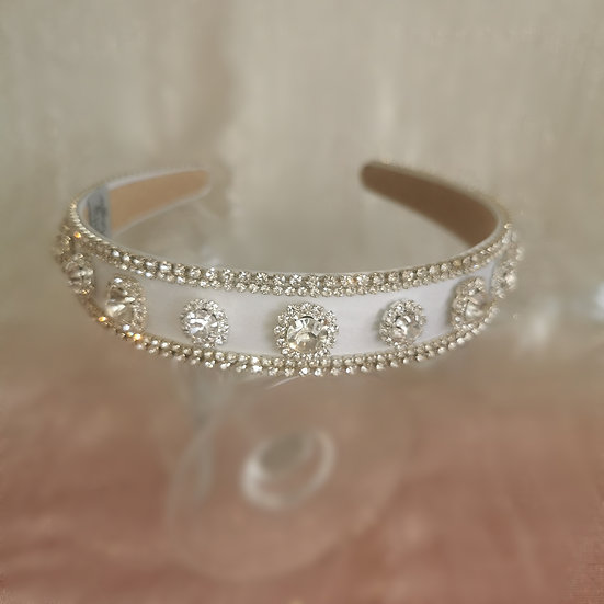 Dutchess jewelled bridal