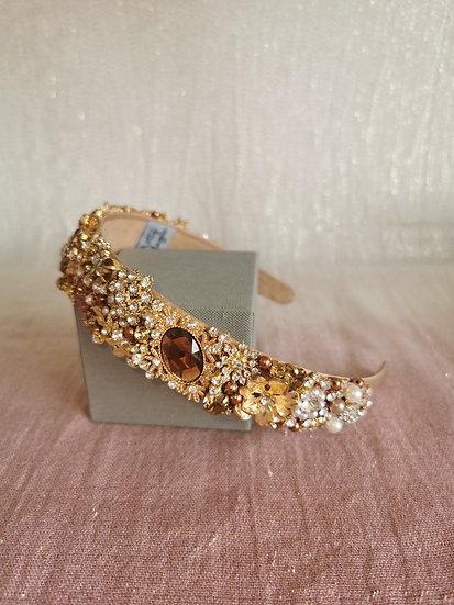 Golden jewels