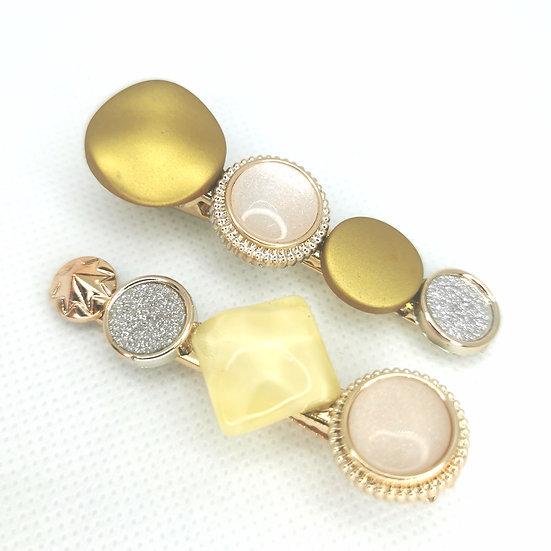 Jewel clip set