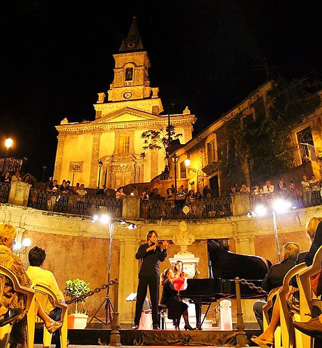 Trecastagni International Music Festival