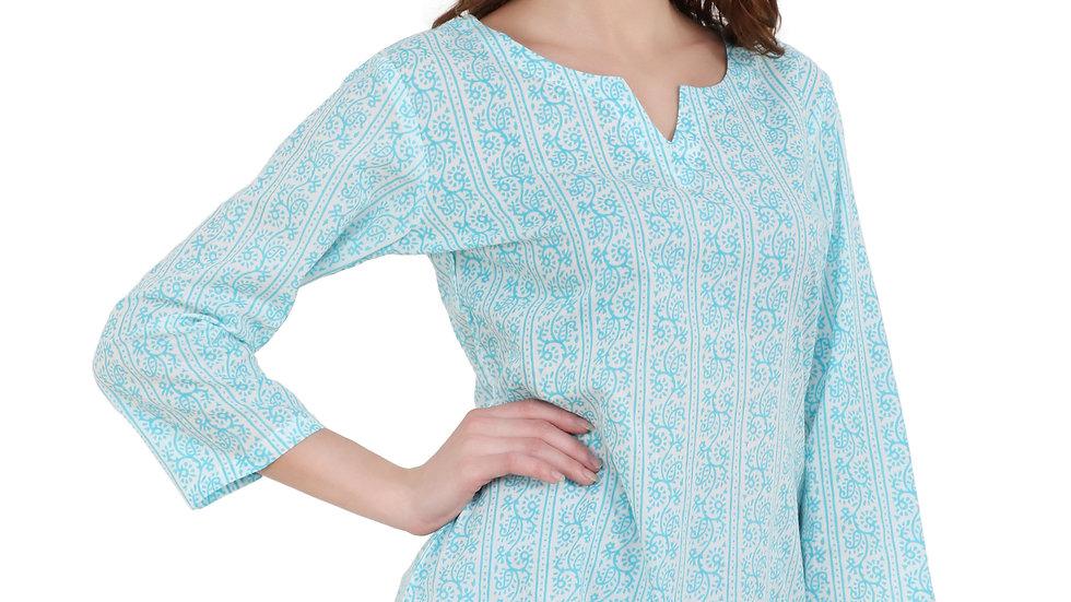 UNFAKENOW  Printed Women Tunic