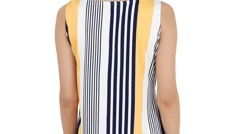 UNFAKENOW womens multicolored lycra tshirt