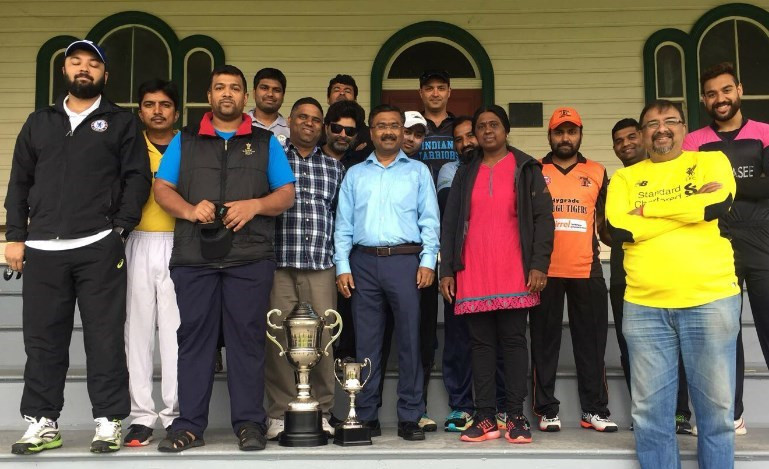 The 20th instalment of the Migrant Cricket Tournament has started with nine teams playing for the championship.