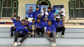 Mighty Blues Wins 'Spirit of Cricket' Tournament