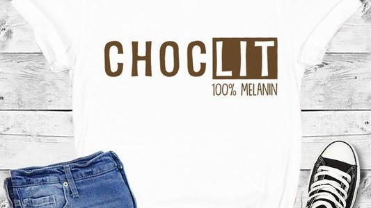 'CHOC LIT'  T-Shirt