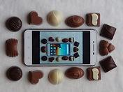 Harvey Skidoo Tree Eating Chocolate smart phones Max Neil Maximchuk