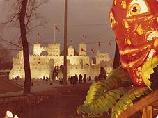 Harvey Skidoo Tree Carnival Quebec Max Neil Maximchuk