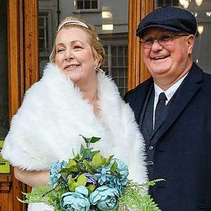 Mark and Bernadette