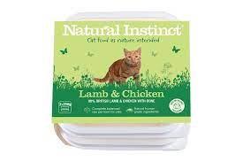 Natural Instinct Cat Lamb & Chicken