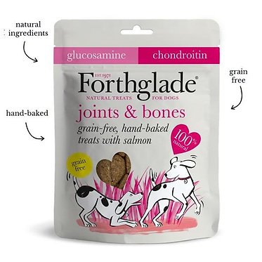 Forthglade Dog Treats for Joints and Bones - 150g
