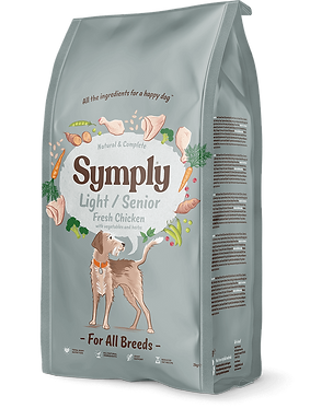 Symply Light / Senior with Fresh Chicken