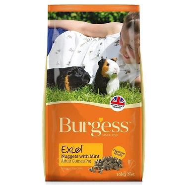 Burgess Guinea Pig Food 10kg