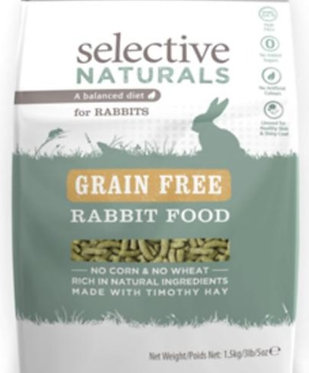 Selective Rabbit Grain1.5kg