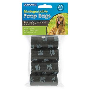 Ancol Bio-degradable Poop Bags