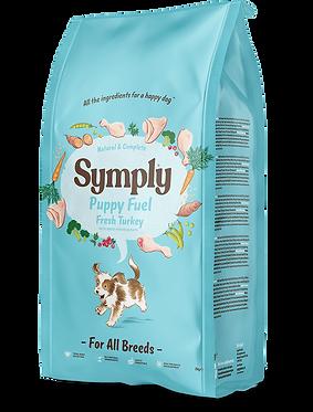 Symply Puppy Fuel - Fresh Turkey