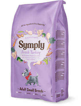Symply Fresh Turkey for Small Breeds