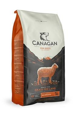 Canagan Grass Fed Lamb Dry Dog Food