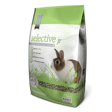 Supreme Science Selective Junior Rabbit Food 10kg