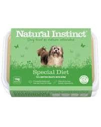 Natural Instinct Special Diet Raw Dog Food