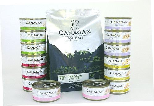 Canagan Cat Tins x 14