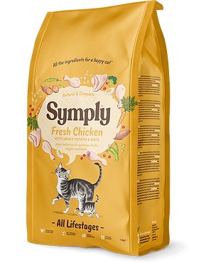 Symply  Cat Chicken - All Life Stages