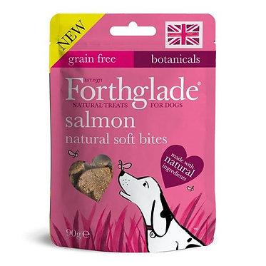Forthglade Salmon Soft Dog Treats - 90g