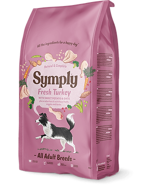 Symply Adult  Fresh Turkey Dry Dog Food