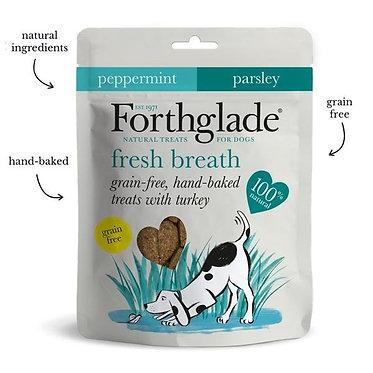 Forthglade Dog Treats for Fresh Breath - 150g