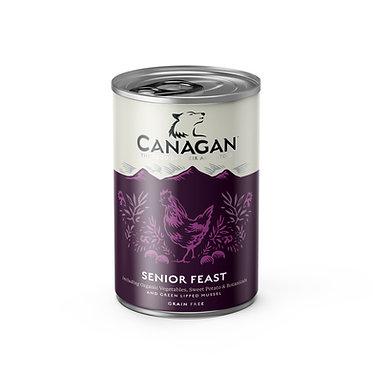 Canagan Senior Feast Dog Food Cans x 6