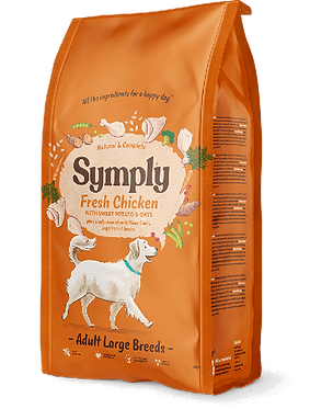 Symply Fresh Chicken for Large Breeds