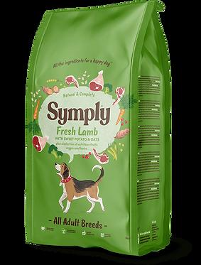 Symply Adult Fresh Lamb Dog Food