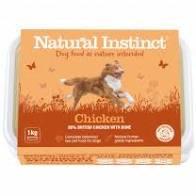 Natural Instinct Chicken Raw Dog Food