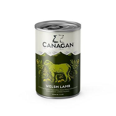 Canagan Welsh Lamb Dog Food Cans x 6